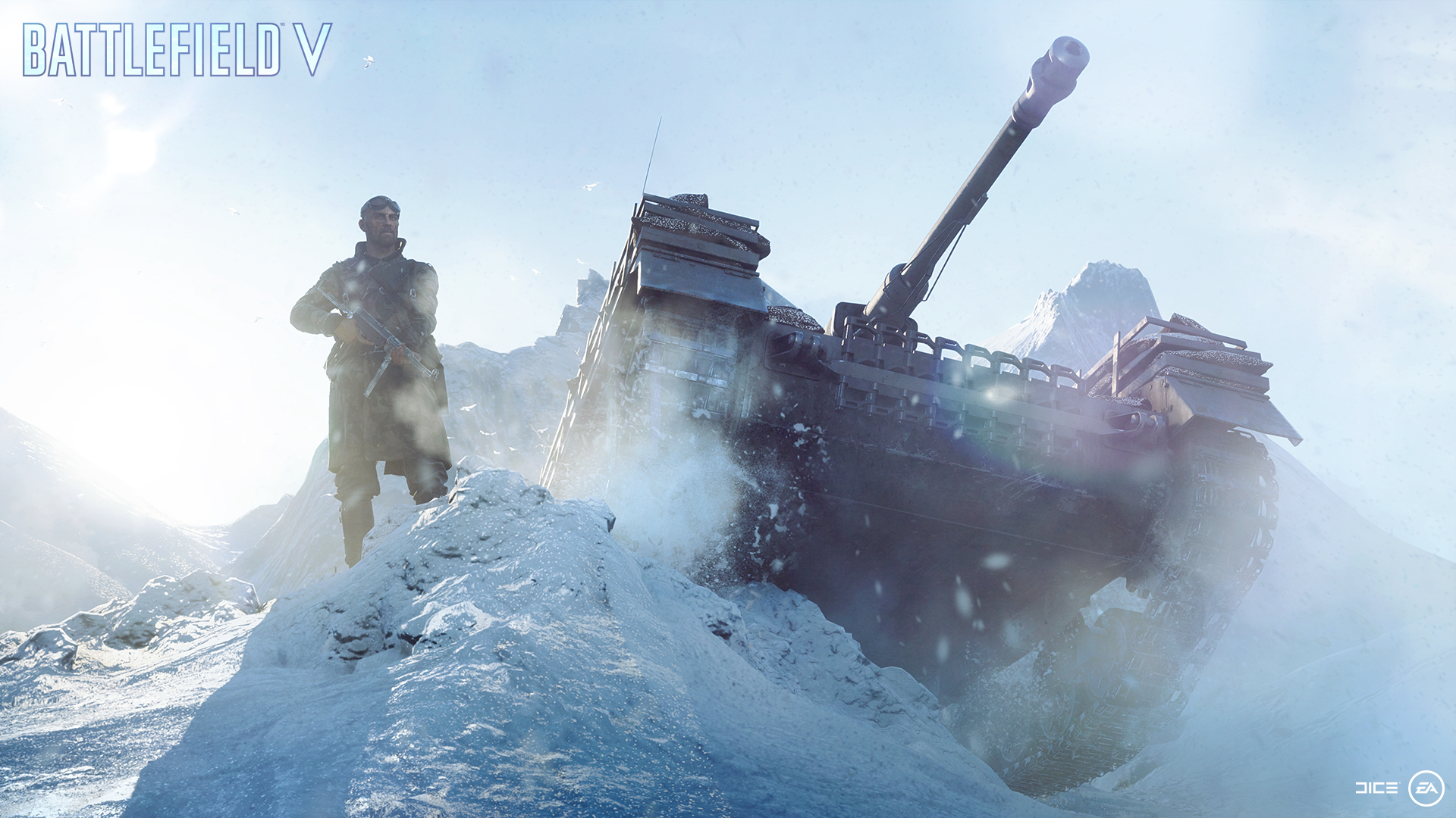 Battlefield V review -- an unfinished work of art | VentureBeat
