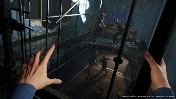 The lead designer of Sony's Blood & Truth for PSVR predicts major changes in VR over the next 5 to 25 years.