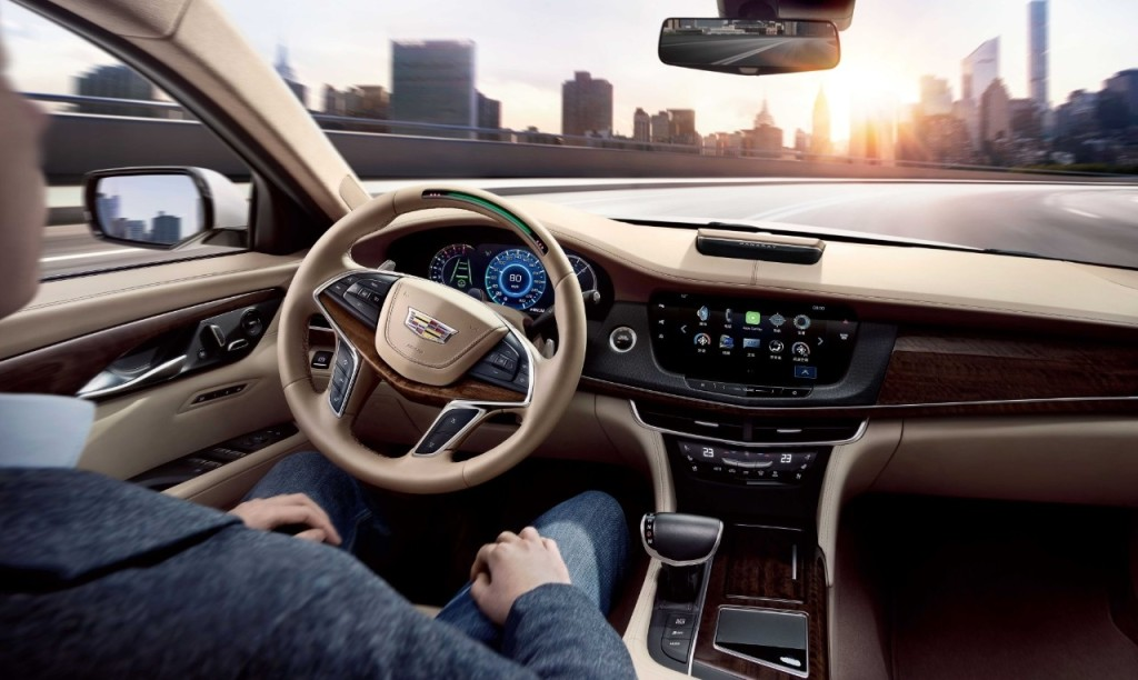 Cadillac: Super Cruise debuted at CES Asia 2018