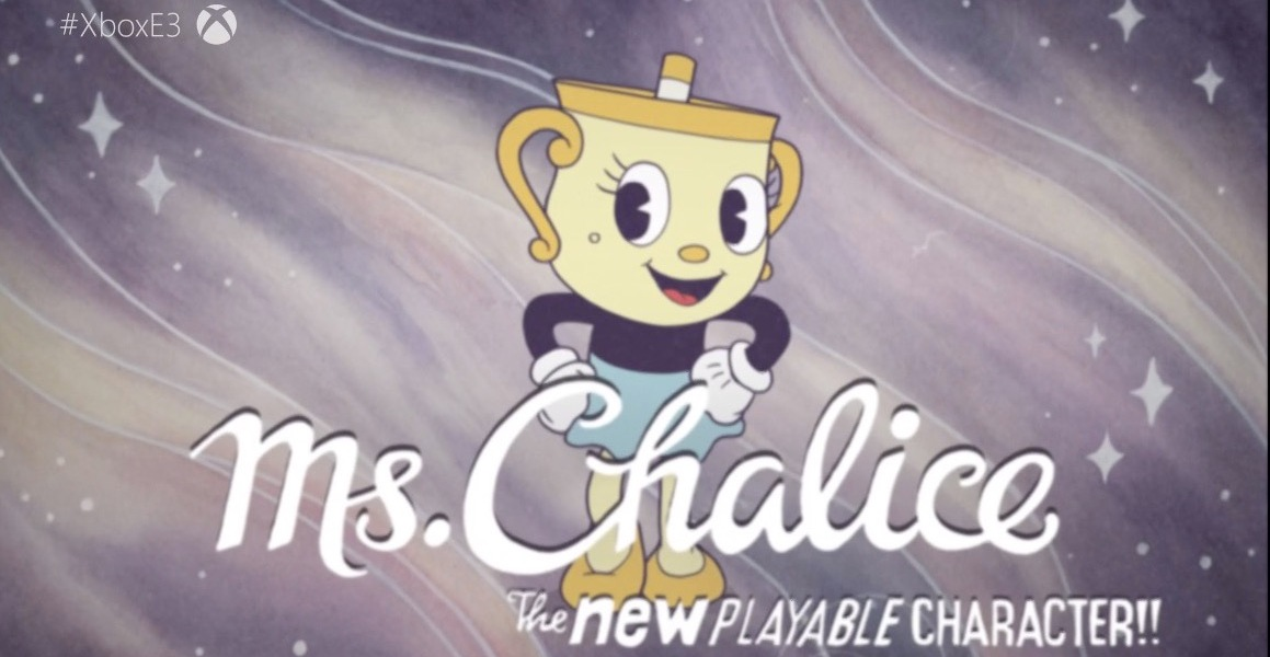 Cuphead is getting a new character.