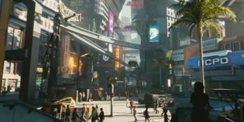 Cyberpunk 2077 closes Microsoft's E3 show