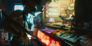 Cyberpunk 2077 studio CD Projekt Red strikes deal with Digital Scapes