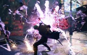 Devil May Cry 5 Attack