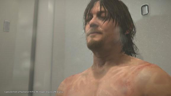 """""""Hurt me, Kojima."""""""