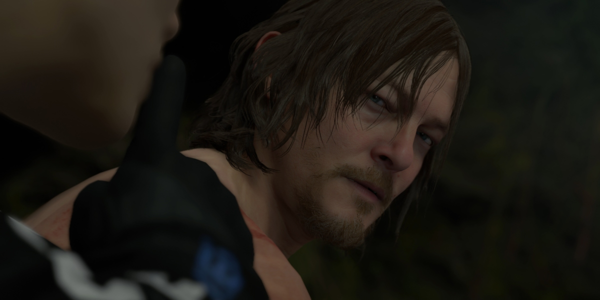 Death Stranding is Hideo Kojima's first game after leaving Konami.