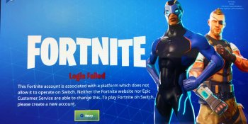 Sony share price dips as Fortnite account controversy draws ire