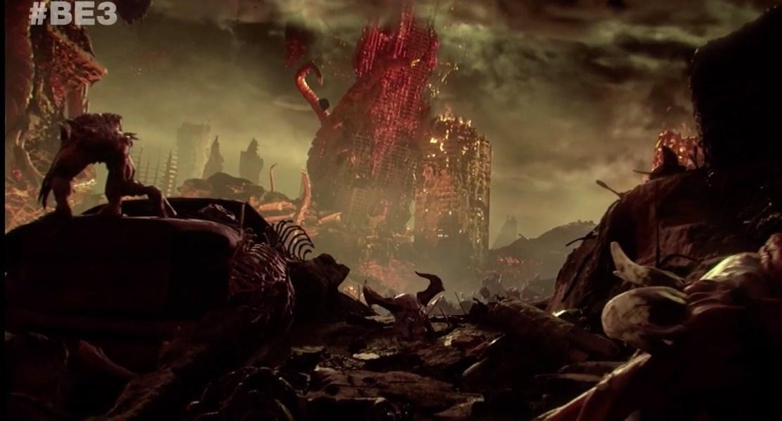 Doom E3 2018