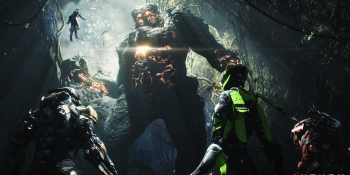 Anthem's story 'anchors the content,' but it's still a BioWare experience