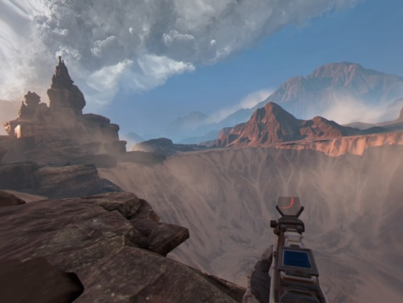 The PlayStation VR Aim controller has been bundled with Farpoint, a first-person shooter that shows off its deep but elegantly executed features.