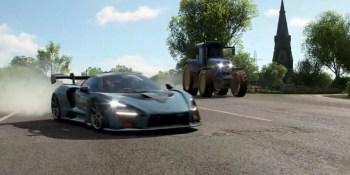 Microsoft debuts Forza Horizon 4 with British setting and dynamic seasons