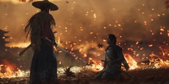 How a gaijin studio made the beautiful unrealism of Ghost of Tsushima
