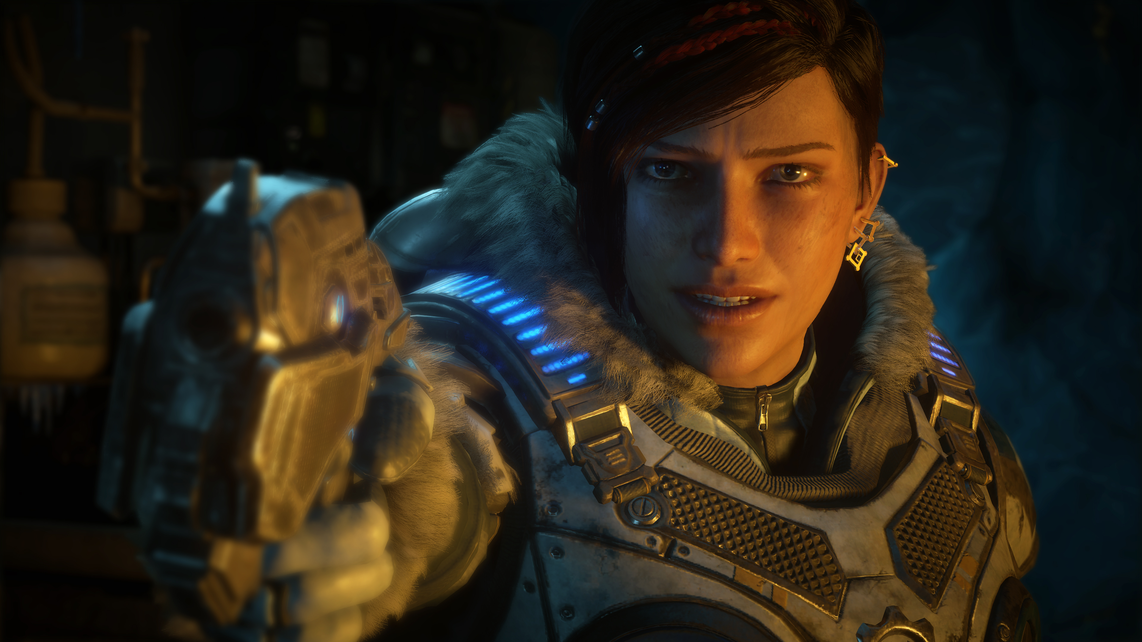 Gears 5 interview -- Rod Fergusson explains the story