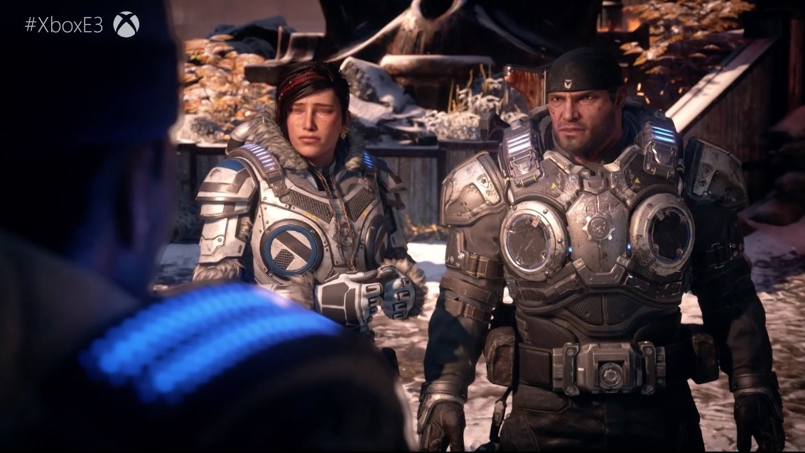 Microsoft Reveals Gears of War 5 And Two Side Games