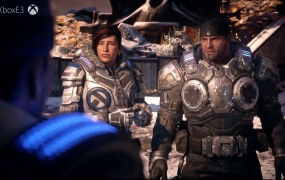 Gears of War 5.