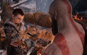 Sony's God of War (2018) uses raw emotions to differentiate itself from other big-budget games - and all of its predecessors.