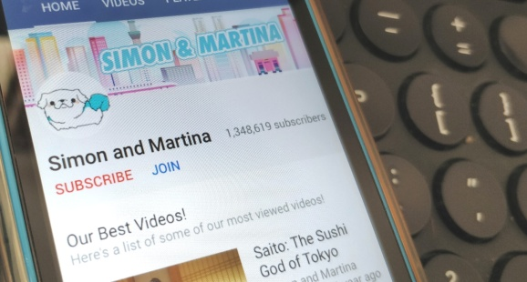 YouTube: Simon & Martina -- Join!