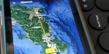 Google Earth: Measure Distance
