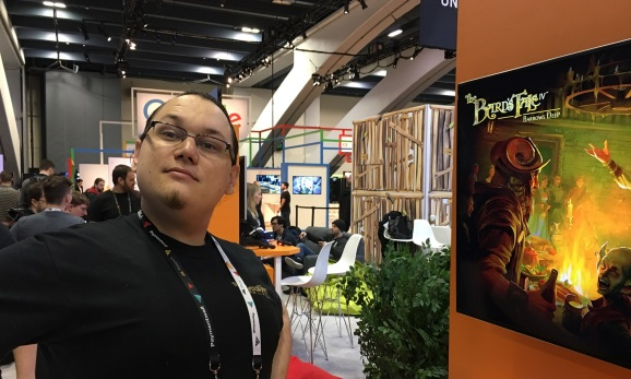 The Bard's Tale IV lead designer David Rogers shows off InExile's latest game.