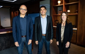 InMobi and Microsoft have teamed up.