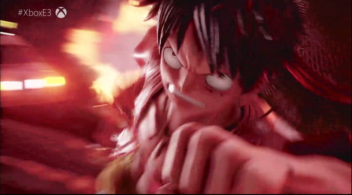 E3 JUMP FORCE Trailer Unites ONE PIECE, DRAGON BALL, and NARUTO