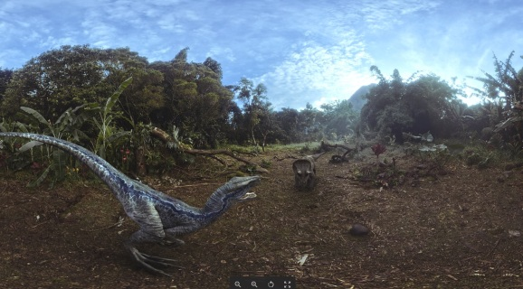 Jurassic World Blue