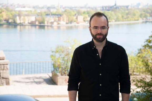Magnus Larson, CEO of Rebtel