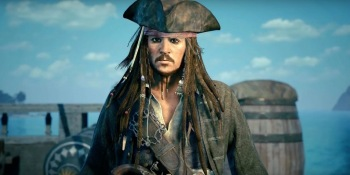 Kingdom Hearts III is getting a new Pirates of Caribbean level