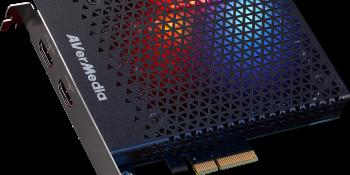 AverMedia's Live Gamer 4K capture card breaks the 2160p60 HDR barrier