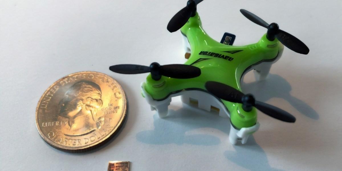 MIT drone chip