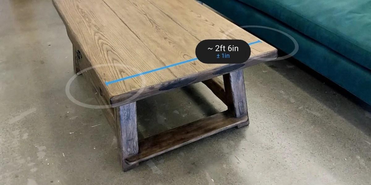 Measure.