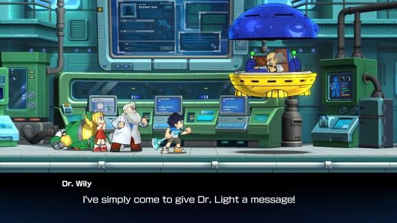 Mega Man 11 brings the whole gang back.