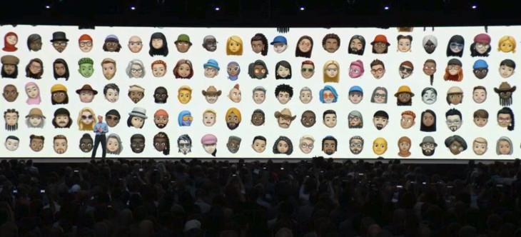 Memoji at WWDC
