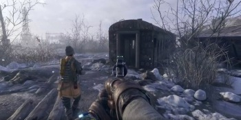 Metro: Exodus shows the apocalypse in the snowy east
