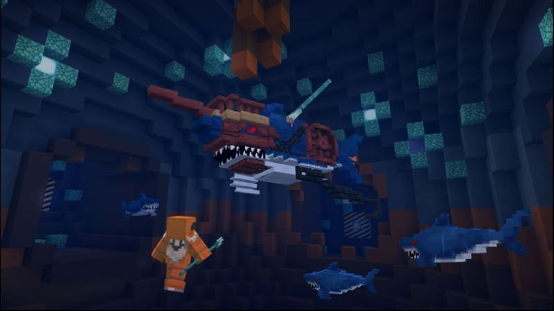 2. Monsters of the Deep