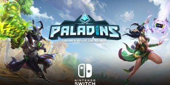 Paladins comes to Switch on June 12 with Xbox One crossplay (not PS4)