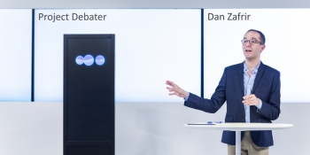 IBM is bringing Project Debater to Watson