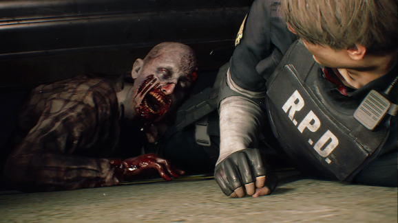 photo image Resident Evil 2 hands-on — a masterful remaster that even a coward can appreciate