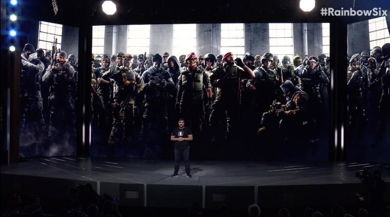 Rainbow Six Siege E3 2018