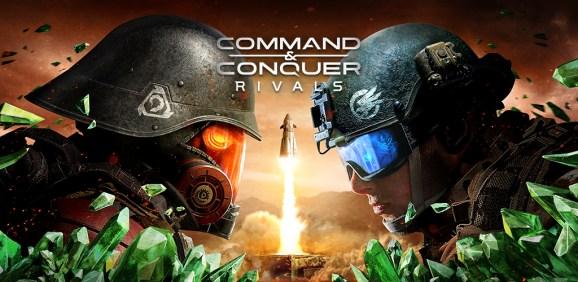 Command & Conquer:  Rivals.