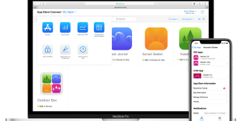 Apple opens App Store Connect for app developers, keeps iTunes Connect for media