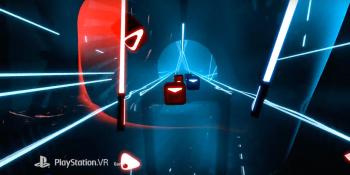 Beat Saber AR concept envisions little lightsaber fingers