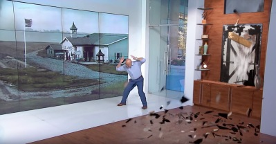 Weather Channel mixed reality video blurs the line dividing