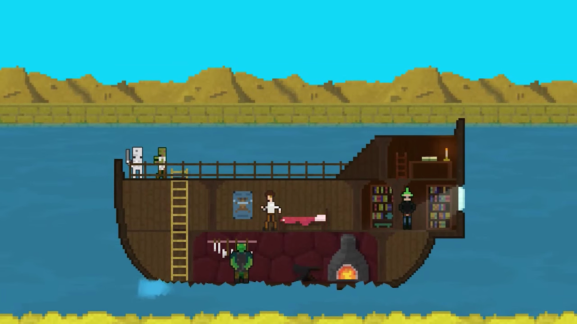 EightyEight Games' match-3 dungeon-crawler You Must Build a Boat.
