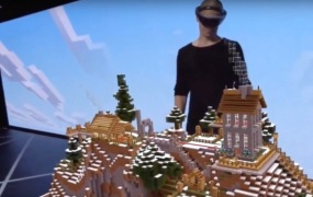Microsoft was early to see the potential of a virtual Minecraft. What happened?