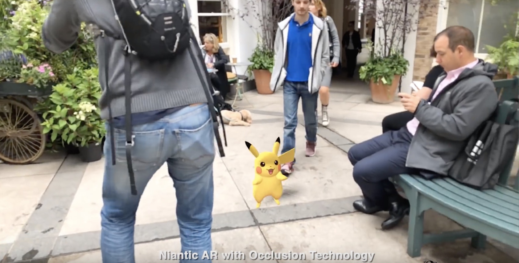 Pokémon Go developer Niantic is opening up its AR development platform