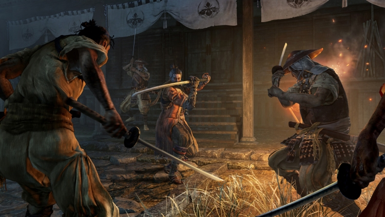 Each slice of the blade is another dollar for From Software and Activision.