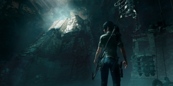 How Shadow of the Tomb Raider guides players without the white-paint trail