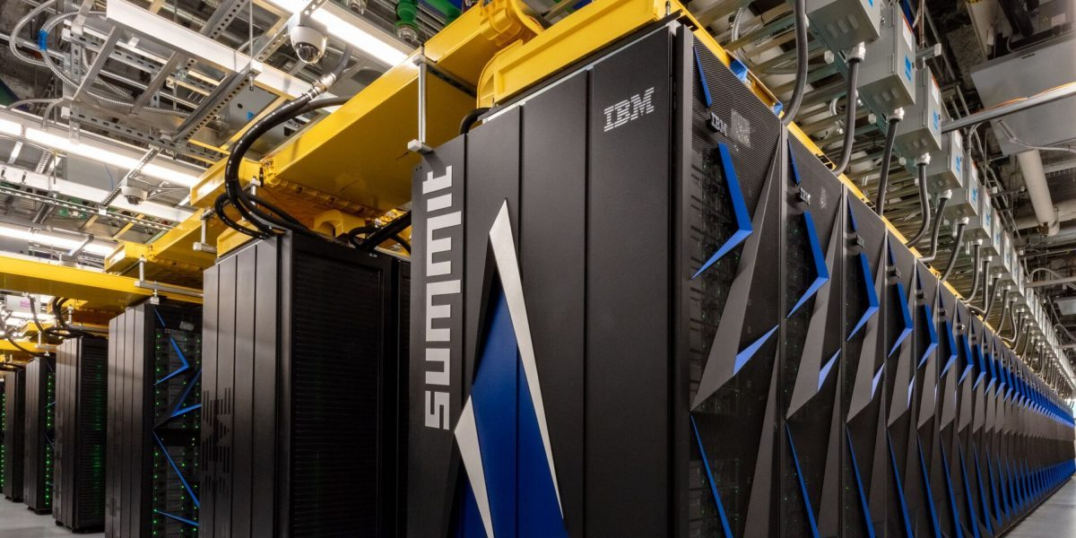 How Scientists Are Using Supercomputers To Combat Covid 19 Venturebeat