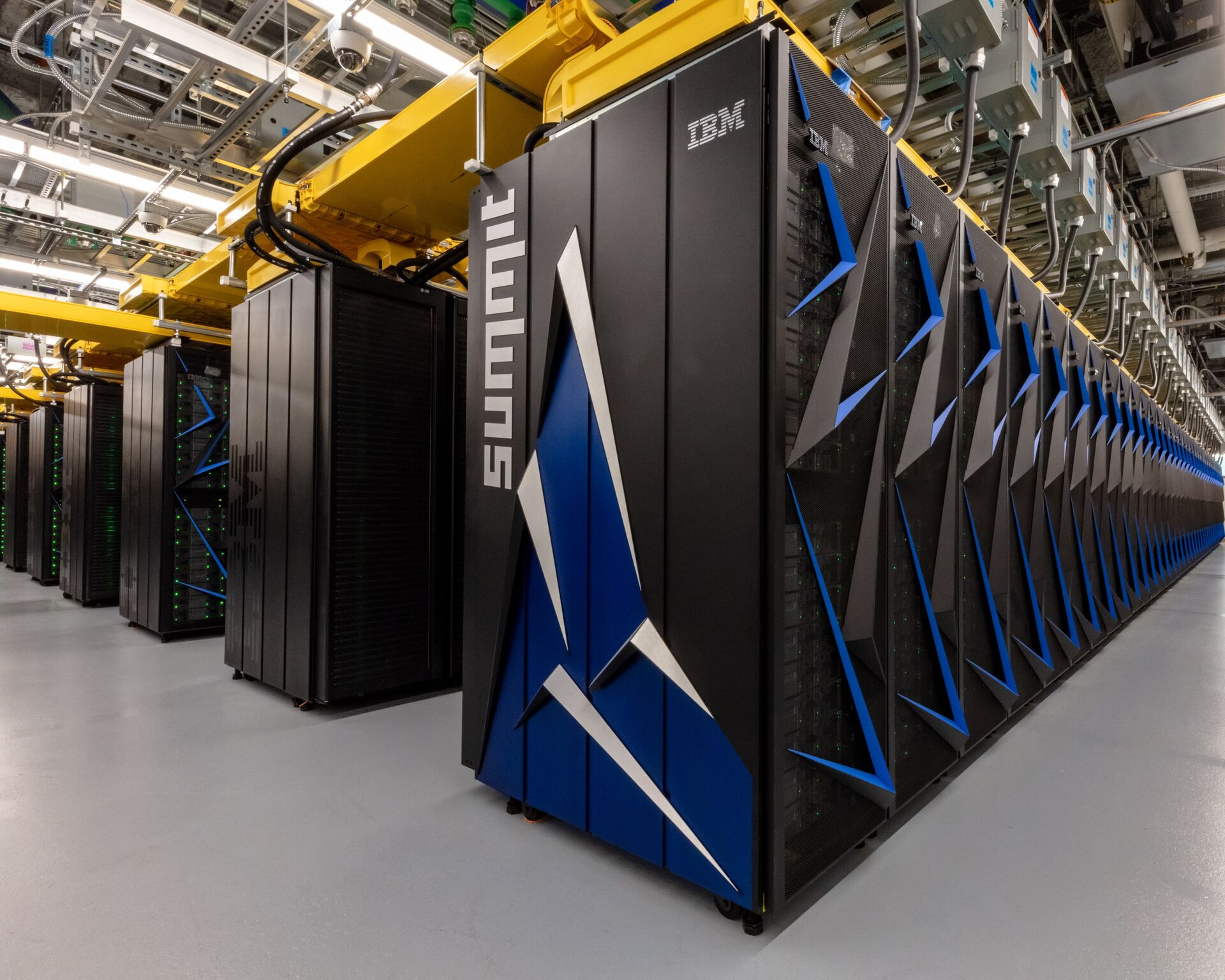 China tops the United States as the number one supercomputer manufacturer