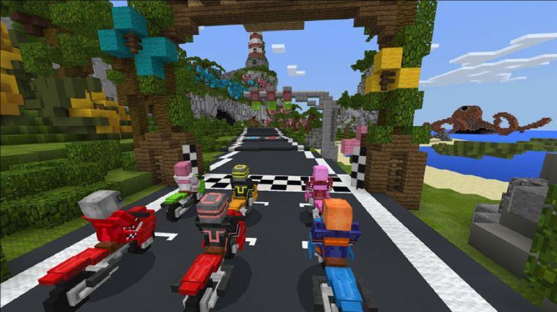 6. Super Racers!